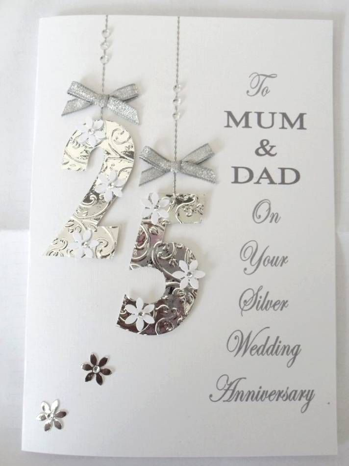 Imgenes De 25th Wedding Anniversary Gifts For Mom And Dad