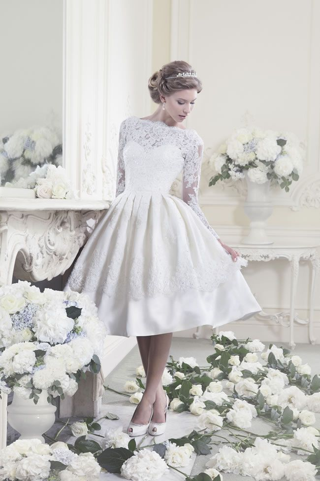 17 Best Ideas About 50s Style Wedding Dress On Emcraft Org