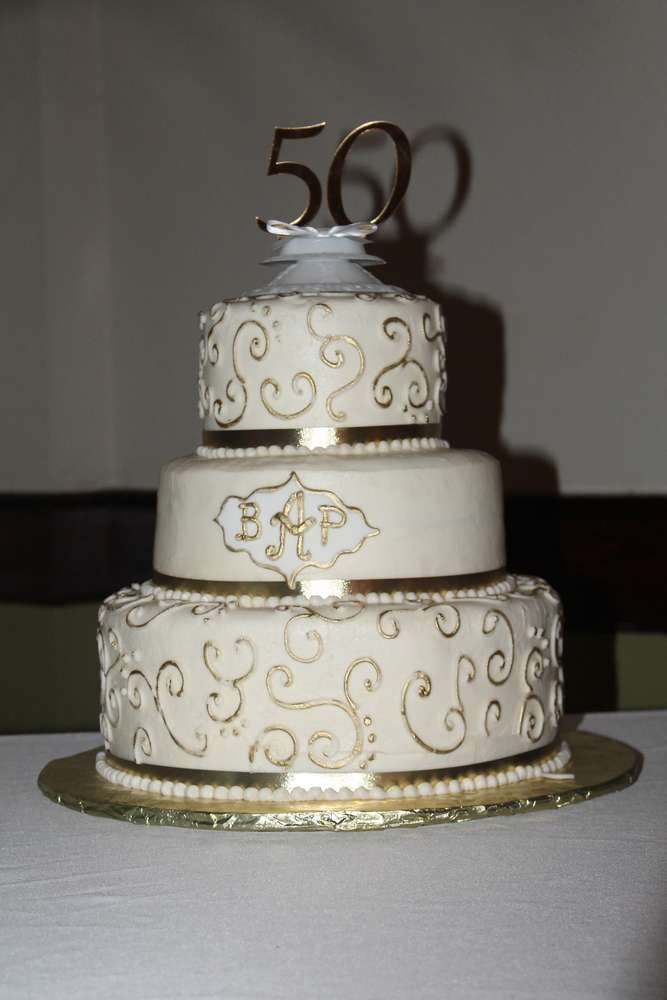 50th wedding anniversary cake ideas. Black Bedroom Furniture Sets. Home Design Ideas