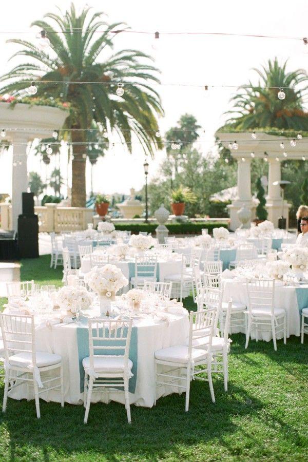 Light Blue Sparkly Gold Wedding Theme Gallery Decoration Ideas
