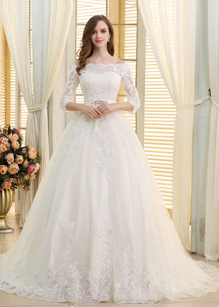 17 Best Ideas About Ball Gown Wedding On Emasscraft Org