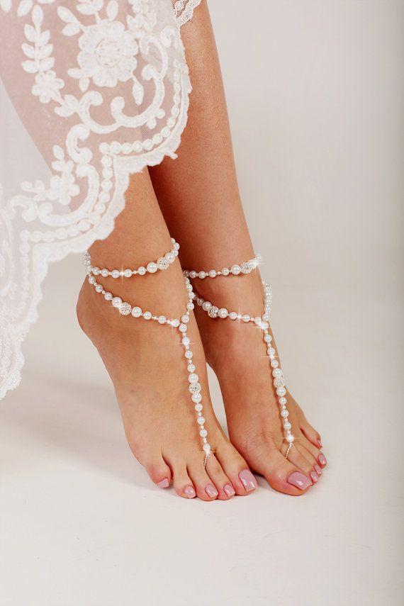 17 Best Ideas About Barefoot Sandals Wedding On Emasscraft Org