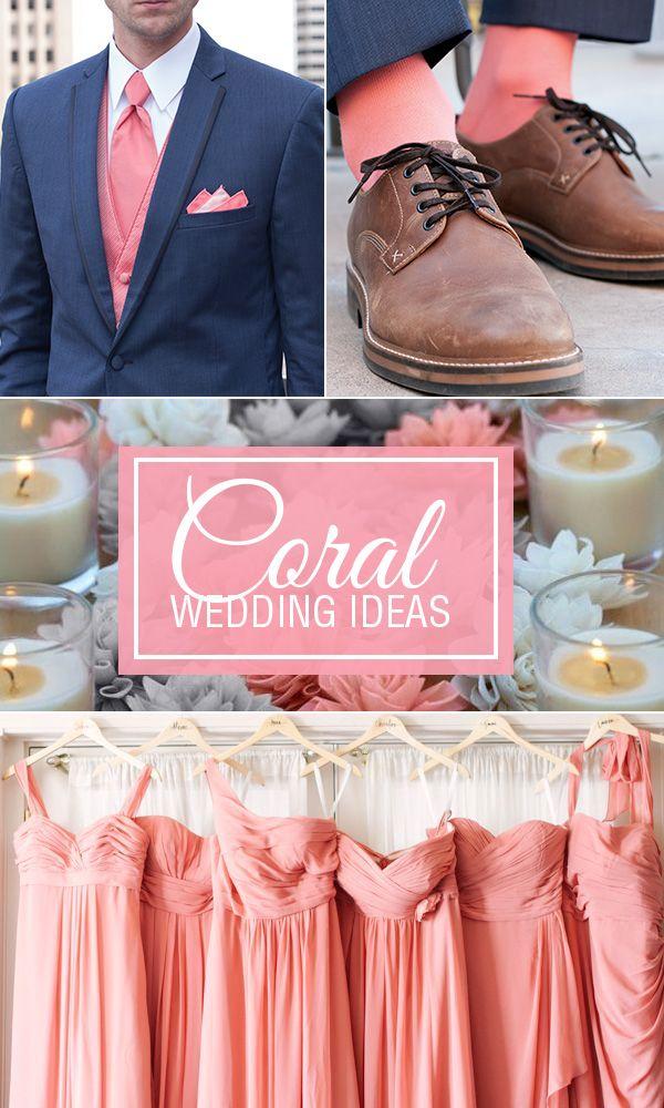 Navy And Coral Wedding Decoration Ideas Nemetasfgegabeltfo