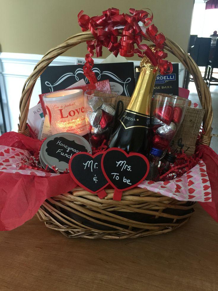 17 Best Ideas About Engagement Gift Baskets On Emasscraft Org