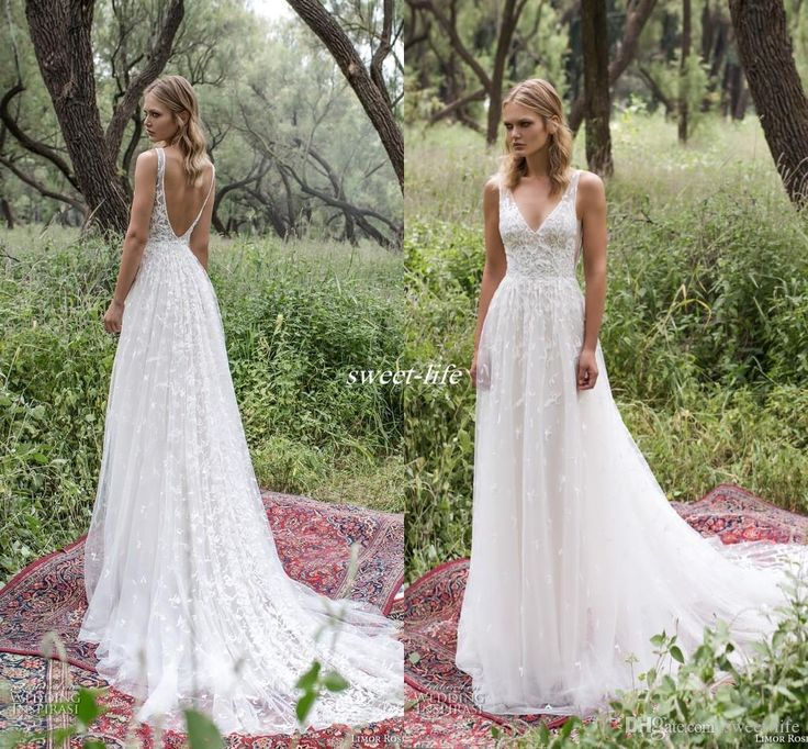 Garden Wedding Dress
