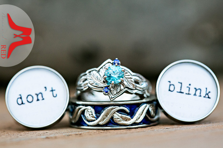 17 best ideas about geek wedding rings on emasscraft org - Dr Who Wedding Ring