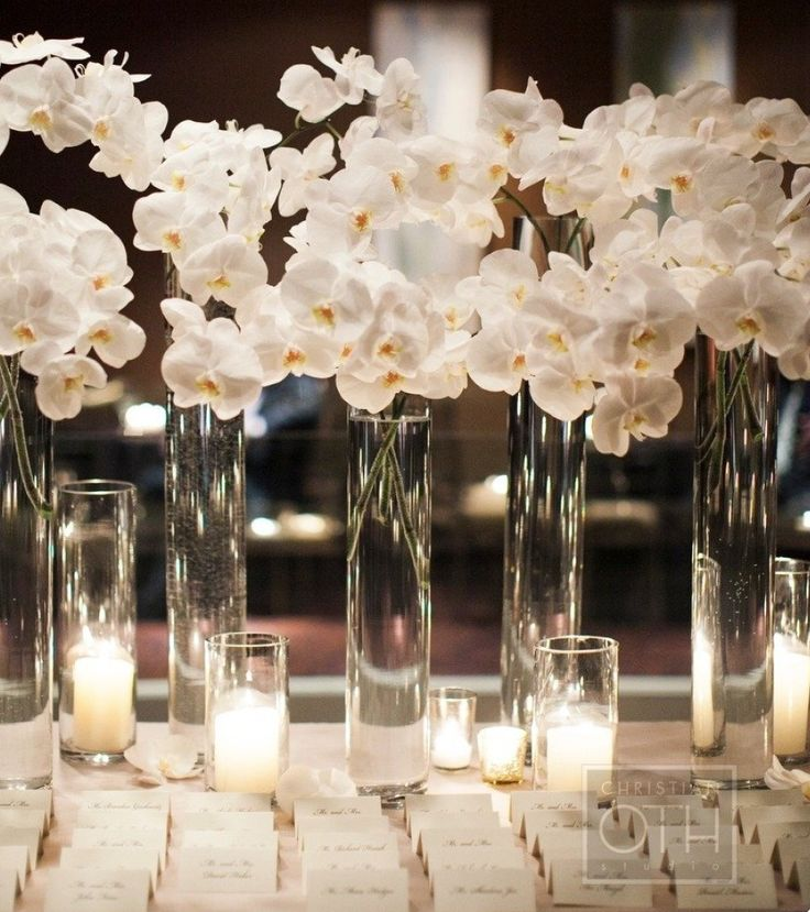 Inexpensive Wedding Centerpiece Ideas: Wedding Reception Centerpieces On A Budget