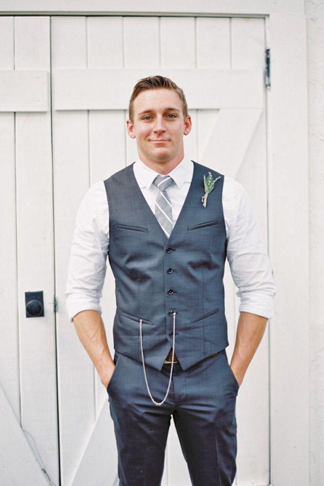 Wedding Dress Styles For Men