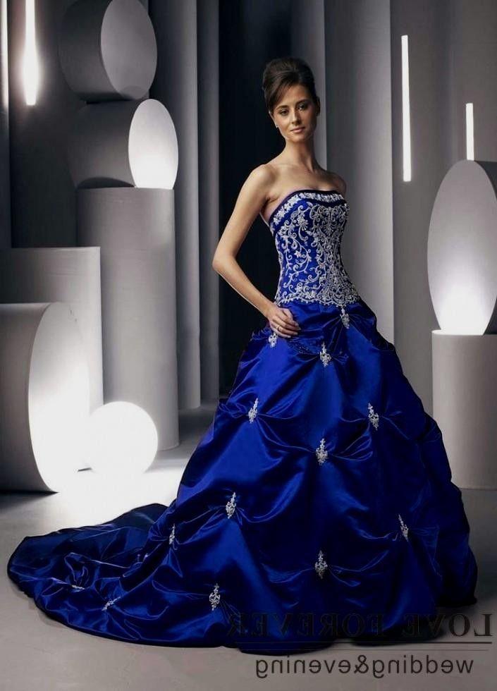 17 Best Ideas About Royal Blue Wedding Dresses On Emcraft Org