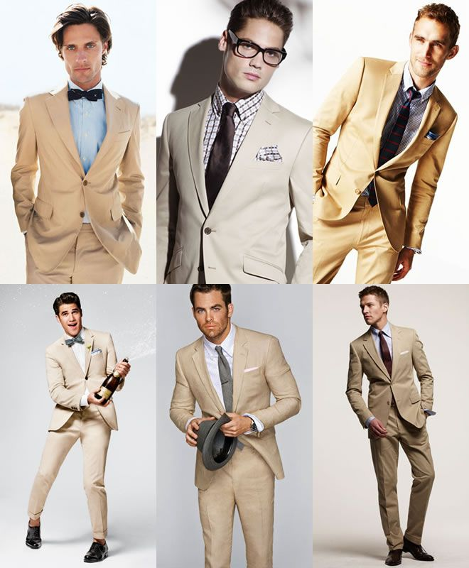 Awesome Tan Suit For Wedding Gallery - Styles & Ideas 2018 - sperr.us