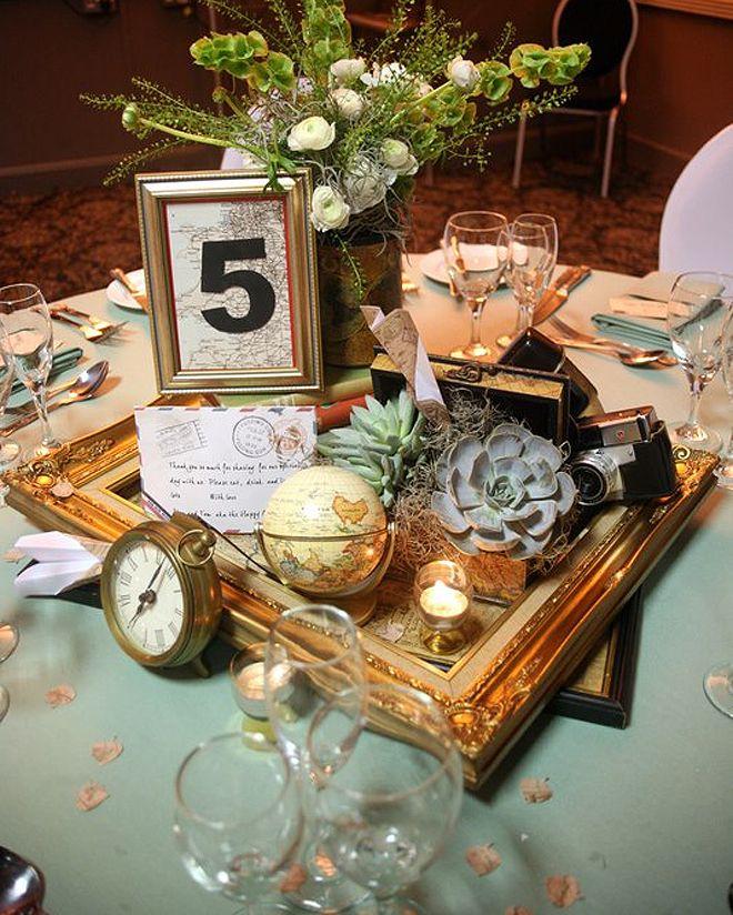 Picture Frame Wedding Centerpieces Choice Image - Wedding Decoration ...