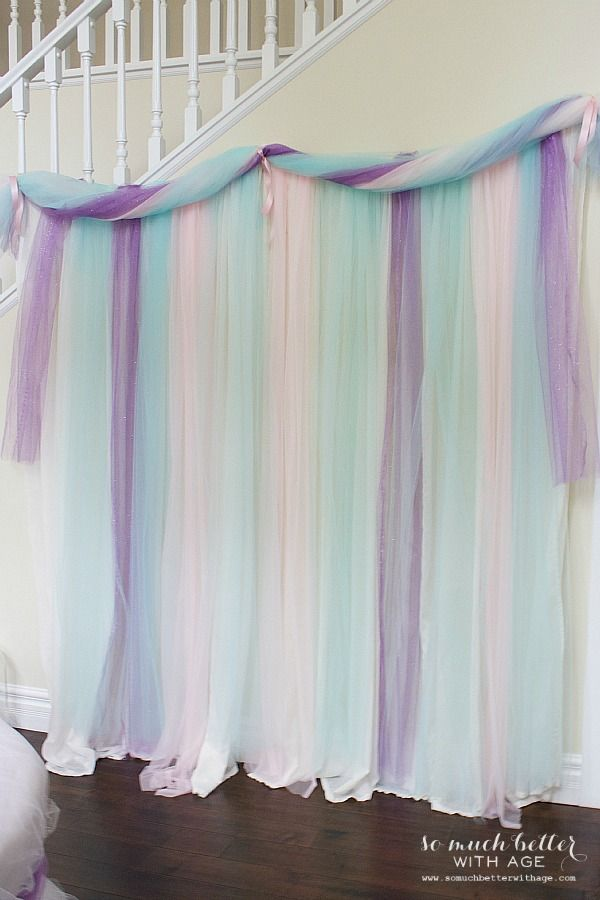 17 Best Ideas About Diy Home Decor On Pinterest: 17 Best Ideas About Tulle Backdrop On Emasscraft Org