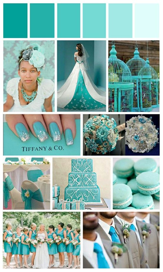 17 Best Ideas About Turquoise Weddings On Emcraft Org