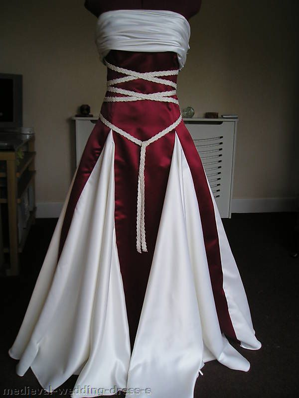 Viking Wedding Dress
