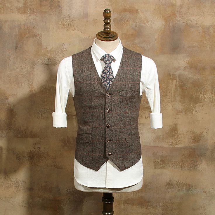 Vintage Wedding Suits