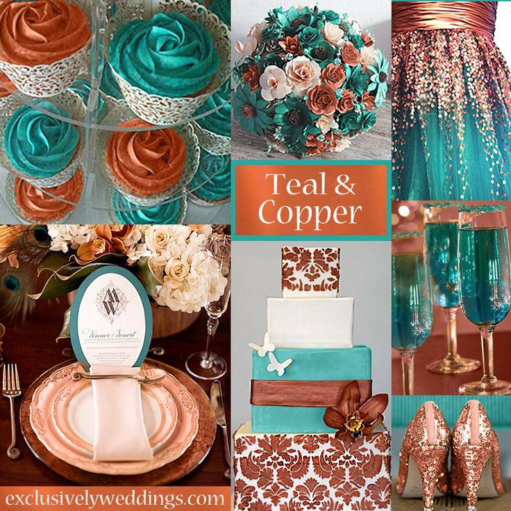 Wedding Color Teal