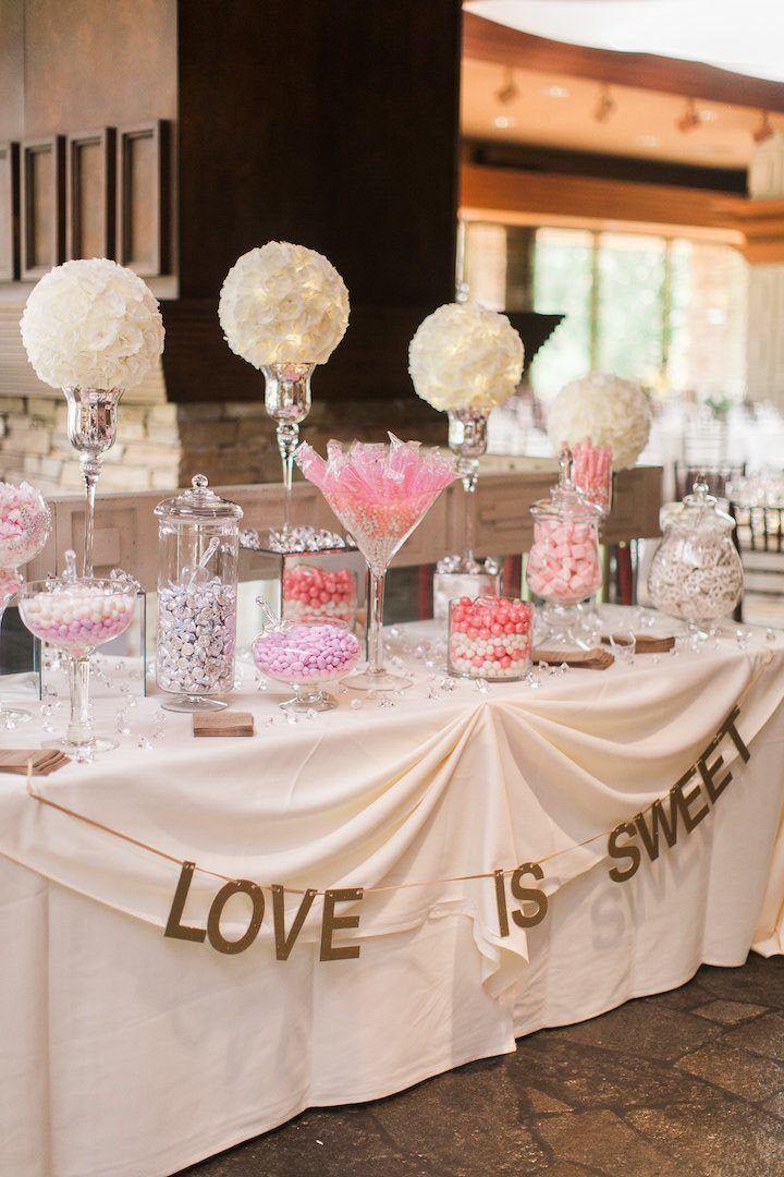 Sweet Table Wedding Ideas Loris Decoration