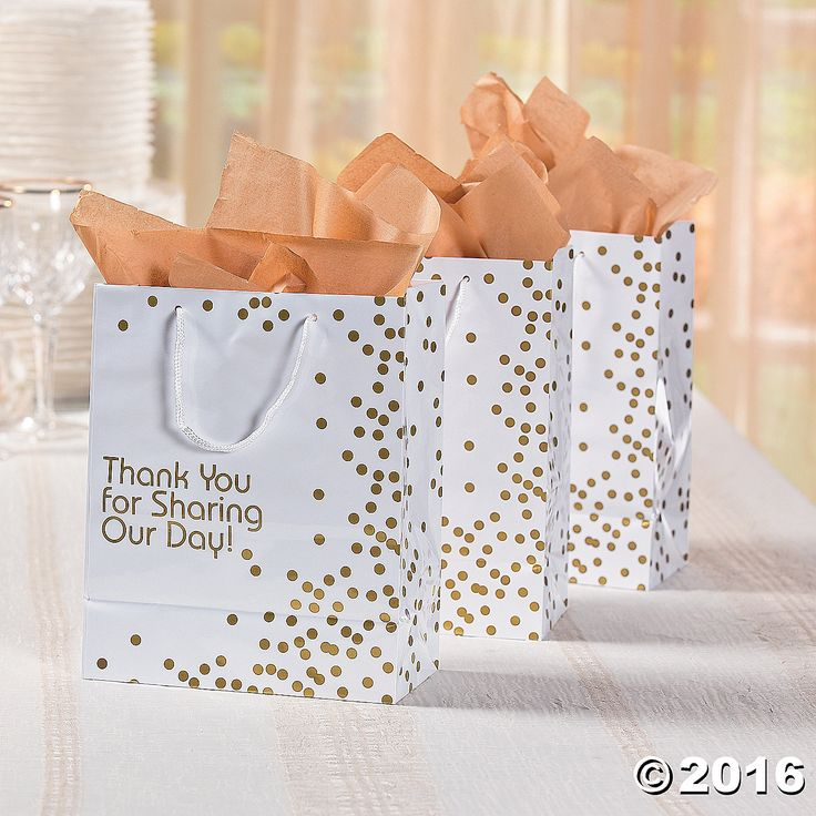 Wedding Gift Bag Ideas: Wedding Gift Bags