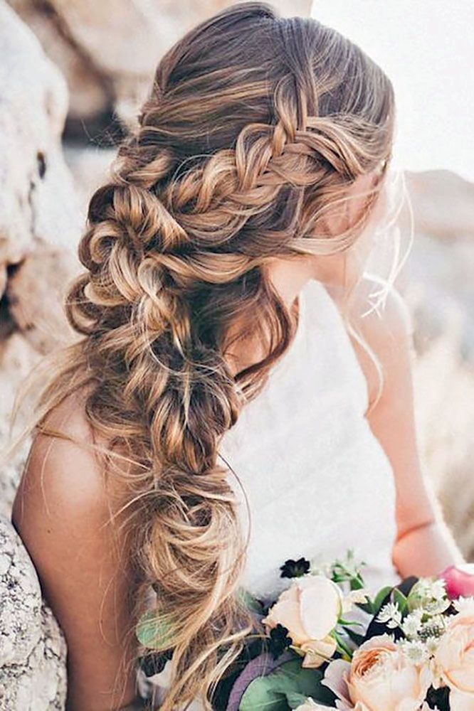 Cute Hairstyles For Wedding