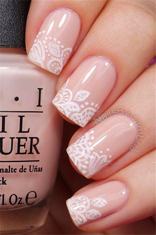 Nail designs for weddings 17 best ideas about wedding nails art on emasscraft org prinsesfo Choice Image