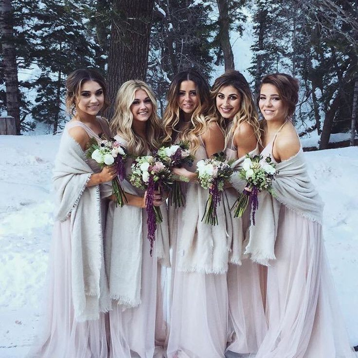Winter wedding colors for bridesmaids dress 17 best ideas about winter bridesmaid dresses on emasscraft org junglespirit Choice Image
