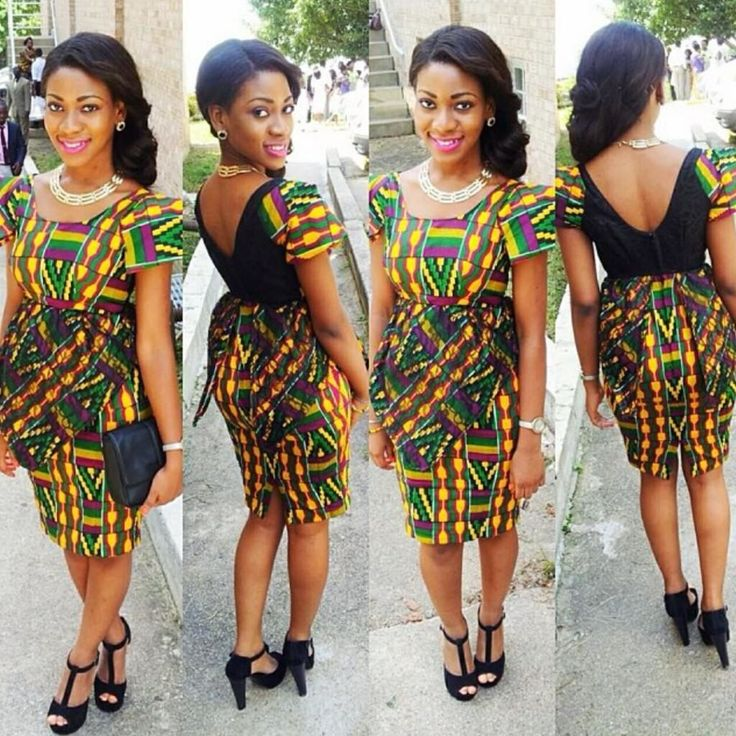 African Attire For Weddings