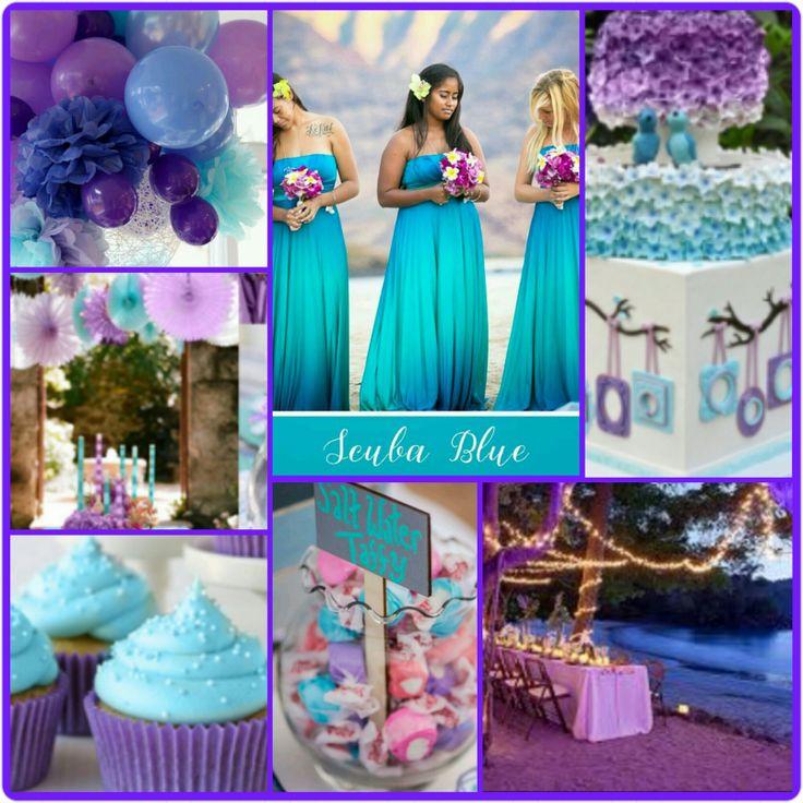 Emejing Turquoise And Blue Wedding Images Styles Ideas 2018