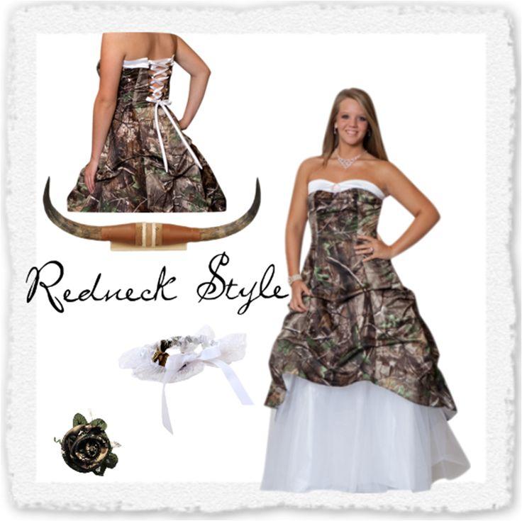Redneck Wedding Bands