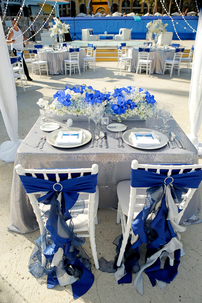 wedding ideas royal blue and silver royal blue and grey wedding 27917