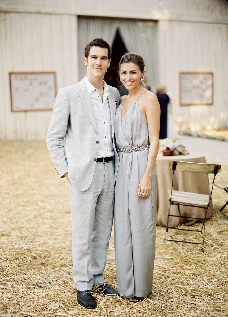 Rustic Wedding Guest Attire
