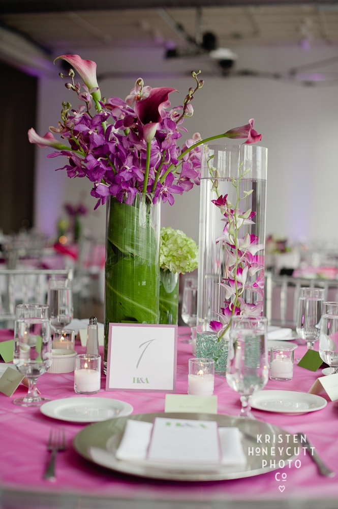 Wedding centerpieces glass cylinders