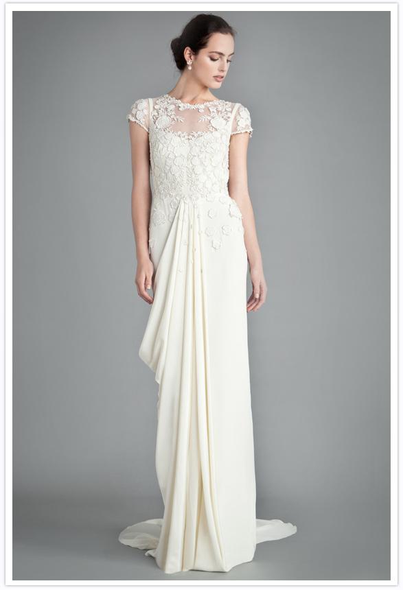 1920 39 s style wedding dress for 1920 s style wedding dresses