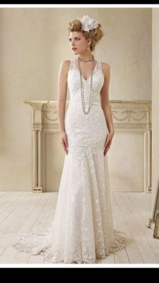 1920s style wedding dress 1920 wedding dress ocodeacom 1920s wedding dresses hitchedcouk junglespirit Gallery