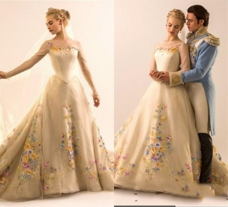 Embroidered wedding dress for Embroidered wedding dress