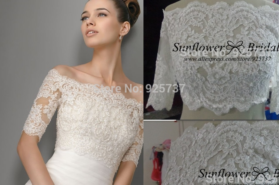 Wedding Bolero Jacket