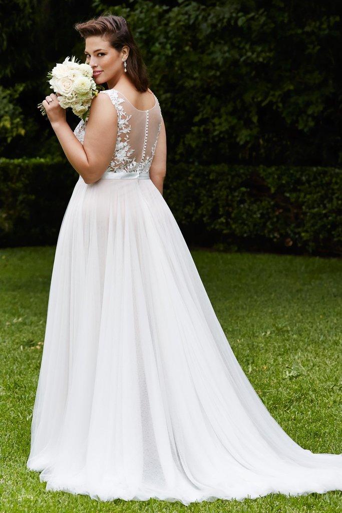 Curvy girl wedding dress for Wedding dresses for big women