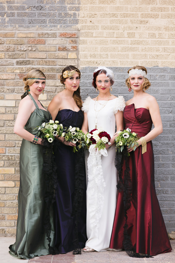 Wedding Ideas Roaring 20s Themed