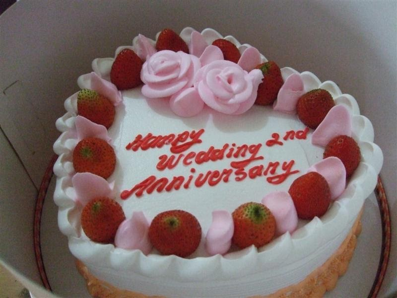 2nd marriage wedding cakes 2nd wedding anniversary 10115