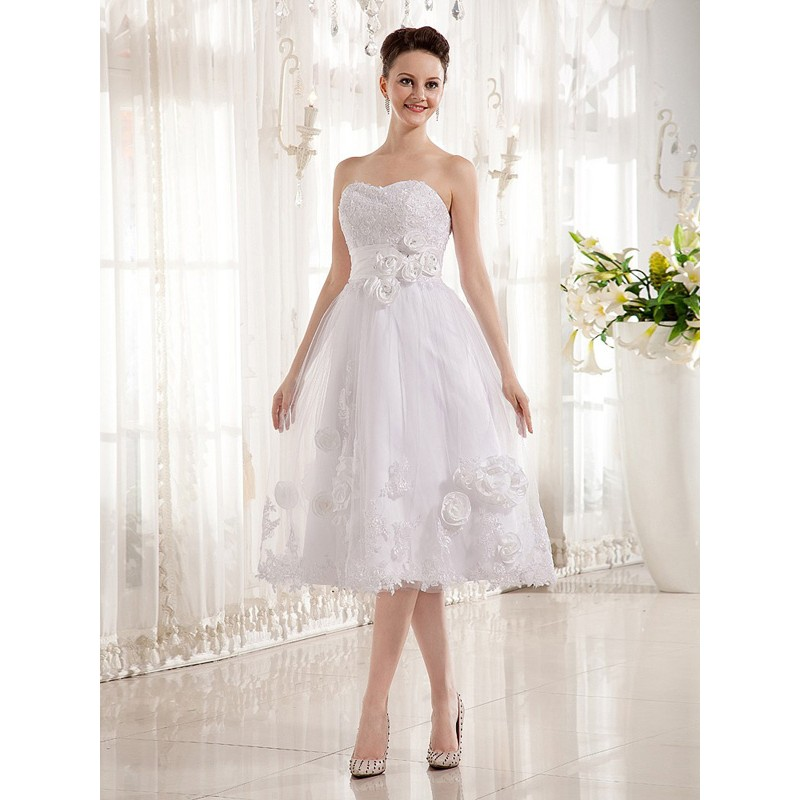 2nd Wedding Dress