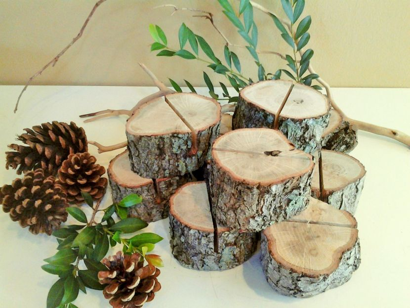 Delicieux ... Pine Cone Table Decorations Home Design Ideas And Pictures ...