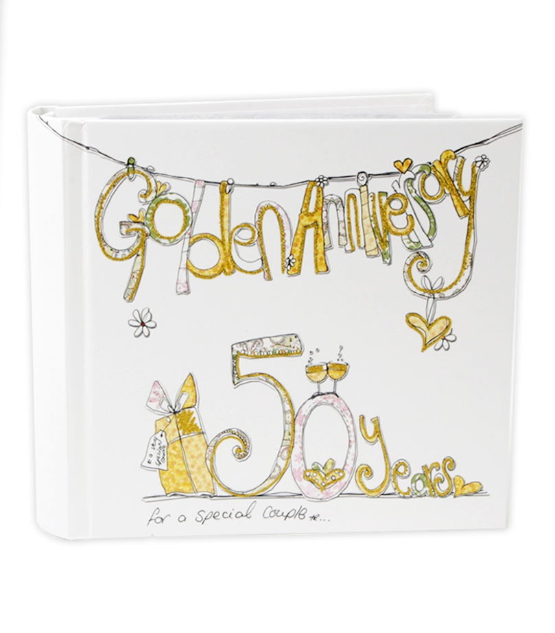 Ideas For A 50th Wedding Anniversary Gift: 50th Wedding Anniversary Gift