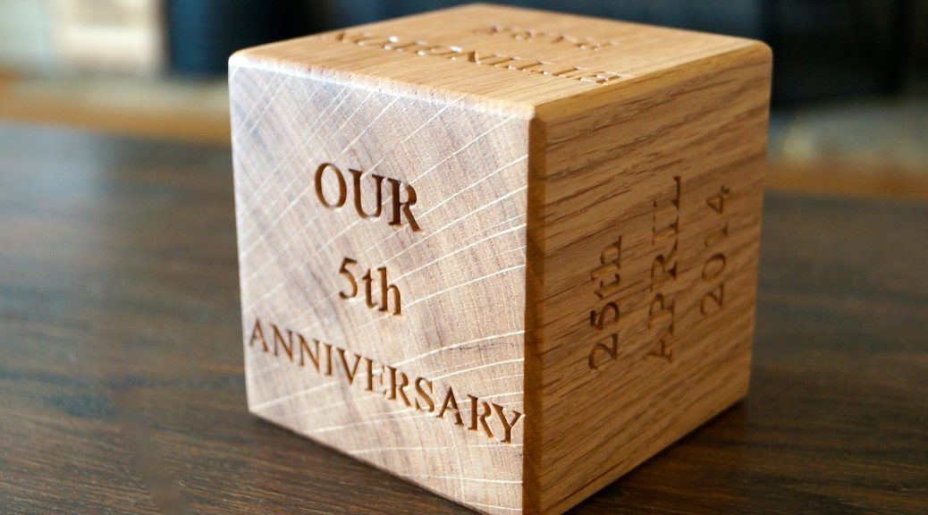 Five Year Wedding Anniversary Gifts: 5 Year Wedding Anniversary Party Ideas