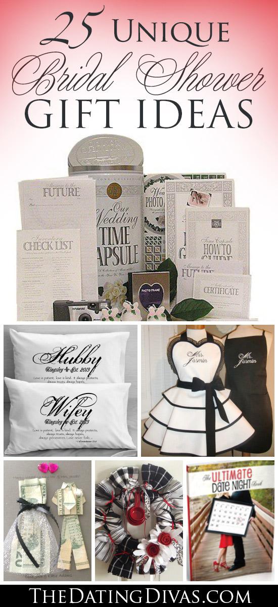 Creative wedding shower gifts 60 best creative bridal shower gift ideas junglespirit Choice Image