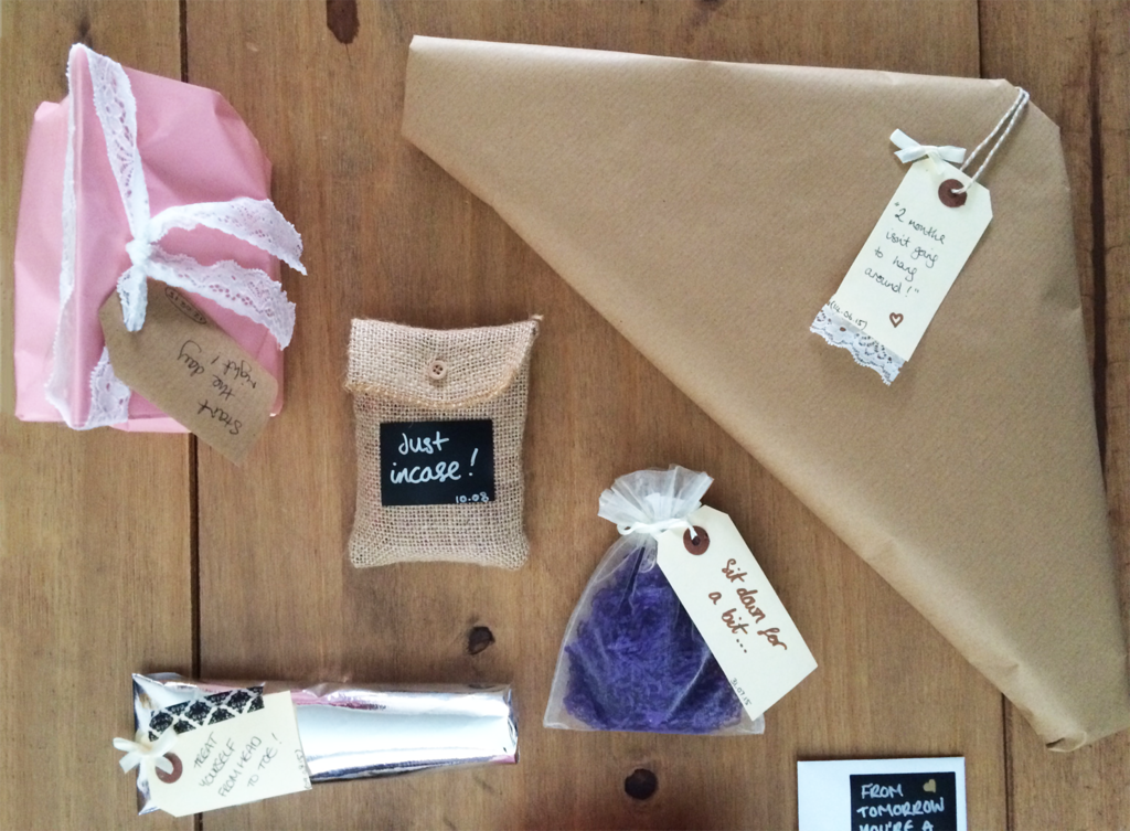 Countdown To Wedding Gifts: Wedding Countdown Gift Ideas