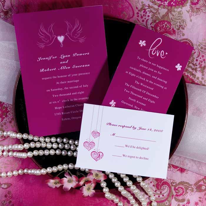 Affordable Wedding Invitations