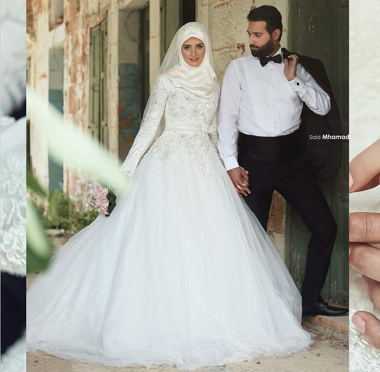 Arab Wedding: Arabian Wedding Dress