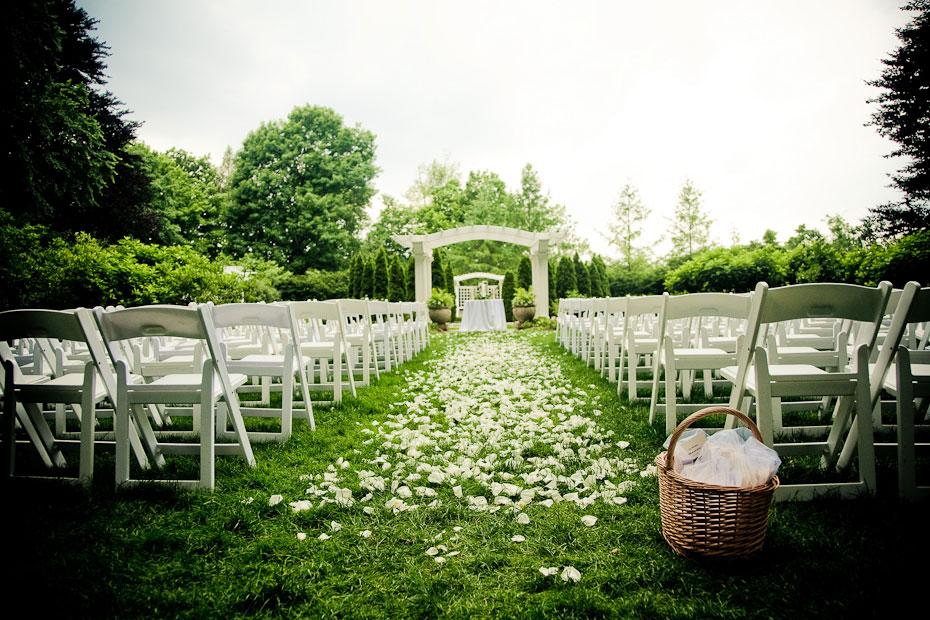 Outside wedding ceremony decorations junglespirit Choice Image