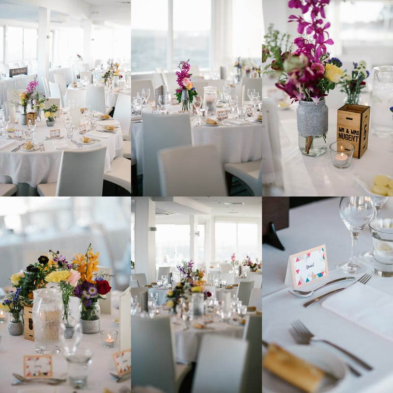Charles Court Reserve Wedding Acqua Viva Reception Perth Natural