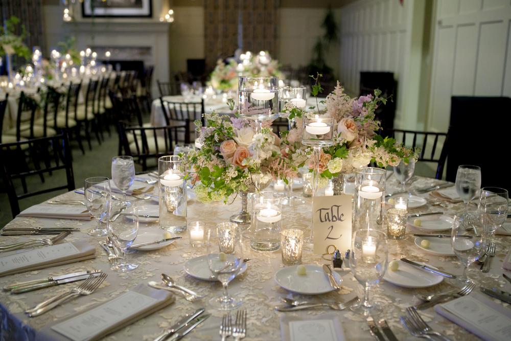 Table Setup For Wedding Reception | Wedding Gallery