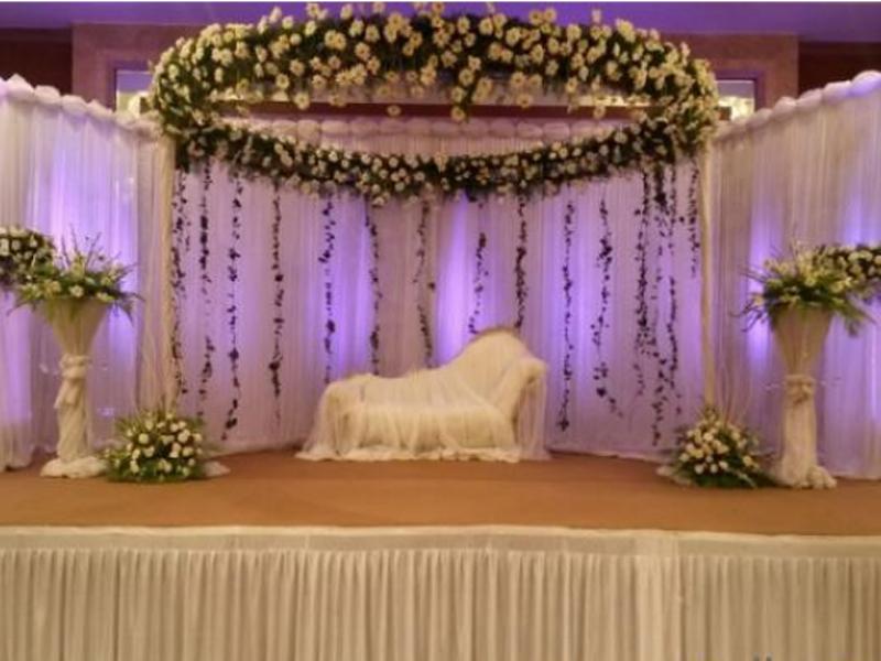 Christian Wedding Reception Stage Decorations Emasscraft Org
